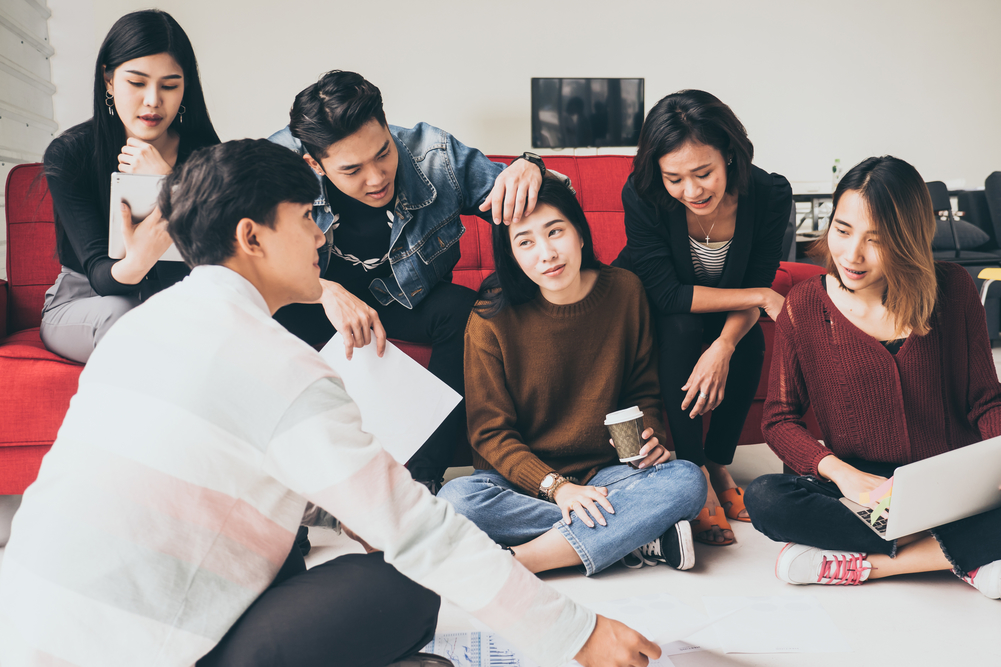 'OK, Boomer': Generation Z is Entering the Workforce with a Creative Touch